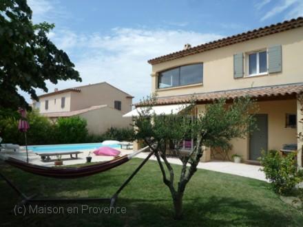 Le jardin de la location de vacances villa aix en - Maison jardin toulouse aixen provence ...