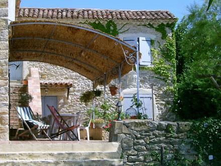 Mas piscine priv e proximit d 39 al s en c vennes - Location maison ales ...