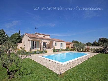 Villa à Castillon-du-Gard