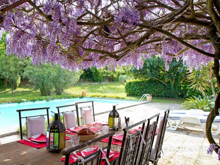 Villa � Saint-Tropez