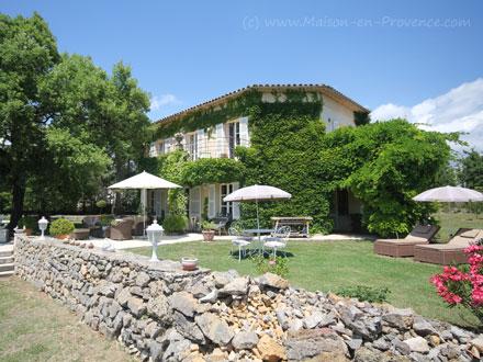 Villa à Tourrettes
