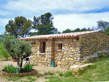 Villa en pierre à Tourrettes - Tourrettes (7)