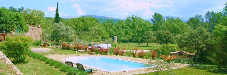 Villa en pierre à Tourrettes - Tourrettes (4)