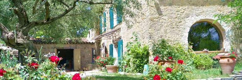 Villa en pierre à Tourrettes - Tourrettes (1)