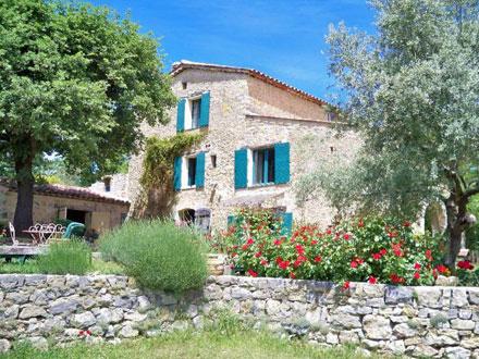 Villa en pierre à Tourrettes - Tourrettes (2)