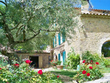 Villa en pierre à Tourrettes - Tourrettes