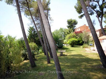 Villa piscine priv e 2 km du centre ville historique d - Maison jardin toulouse aixen provence ...