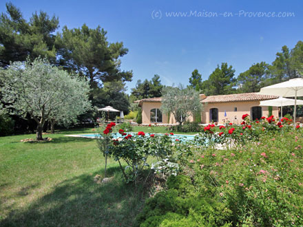 Villa � Aix-en-Provence