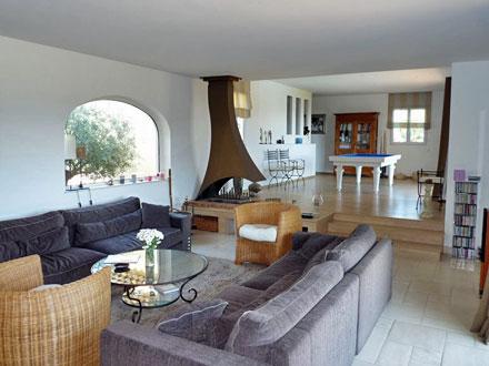 Location villa sainte maxime var ref m1173 - Salon de jardin aluminium sainte maxime ...