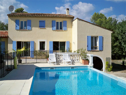 Holiday Detached Villa, Private Pool, Fenced Pool, In Fayence, Var, South  Of France, Holiday Rental #1199 From Maison En Provence ™