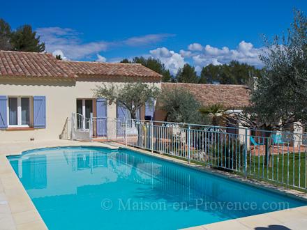 Villa piscine priv e la campagne entre draguignan et for Piscine de draguignan