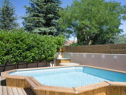Villa piscine priv e dans un lotissement calme 10 km d - La table d or entraigues sur la sorgue ...