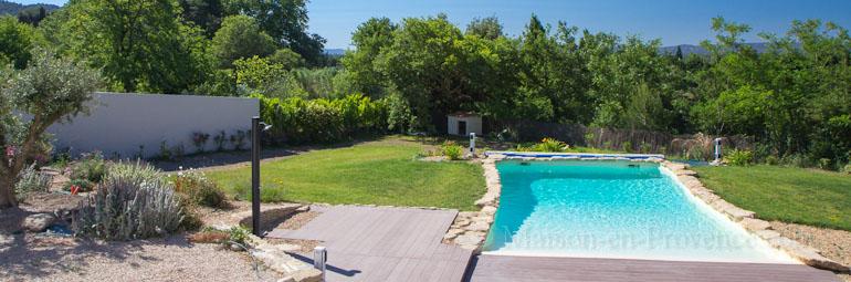 Villa Piscine Prive Au Pied Du Luberon Sans Vis  Vis  Cheval