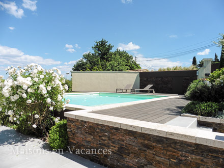 Appartement piscine 10 minutes pied du centre du - Location vacances avignon piscine ...