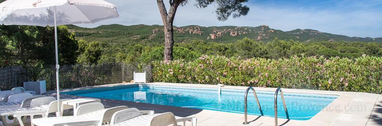 villa piscine priv e vue imprenable sur l 39 est rel