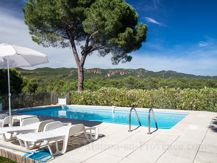 Villa � Roquebrune-sur Argens