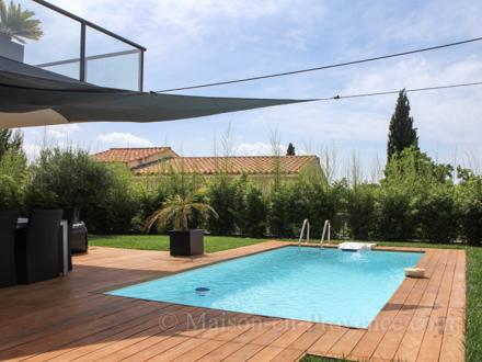 la piscine de la location de vacances villa bandol var - Location Vacances Bandol Avec Piscine