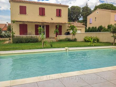 Villa � S�rignan-du-Comtat
