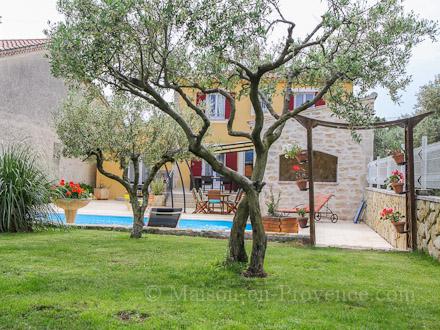 Vacances villa à aubignan vaucluse photo 26989 crédits maison en