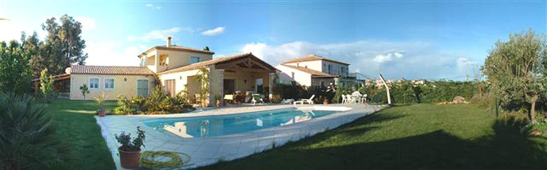 Villa piscine priv e proximit de nice cagnes sur for Piscine cagnes sur mer