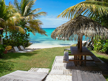 Location villa plage privée france