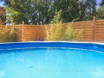 Maison de village piscine priv e a 10 minutes des plages for Comhoraire piscine six fours