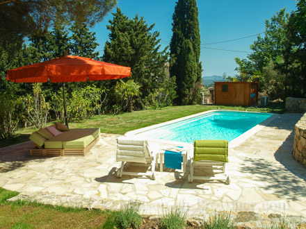 Detached villa in Seillans