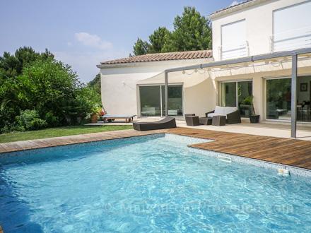 la villa de la location de vacances villa carqueiranne var - Location Maison Vacances Piscine Prive