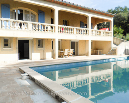 Holiday Ground Floor Apartment In A Villa, Swimming Pool, 30 Minutes From  Aix En Provence, In Mimet, Bouches Du Rhône, South Of France, Holiday Rental  #1924 ...