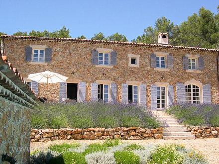 Plan Villas Domainesde Fayence