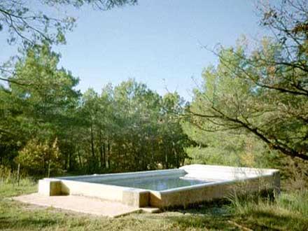 Villa piscine priv e propri t au milieu des vignes for Piscine puy sainte reparade