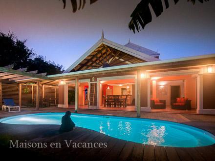 Villa à Saint-François