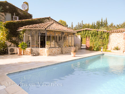 Lovely Holiday Provençal Stone Built Detached House, Private Pool, , In Cotignac,  Var, South Of France, Holiday Rental #2014 From Maison En Provence ™
