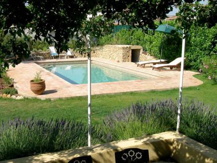 Villa piscine priv e mas r cent proximit du centre - Piscine d aix en provence ...