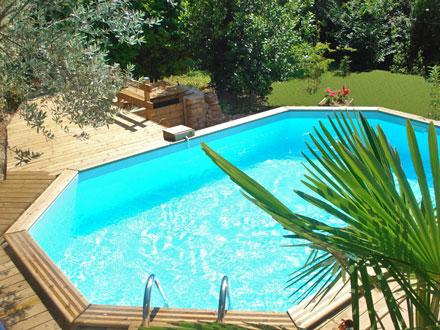 Villa piscine priv e environnement r sidentiel et proche for Piscine de draguignan