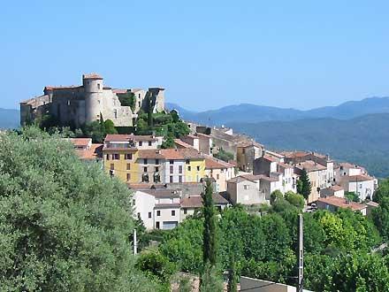 Le village de Callian
