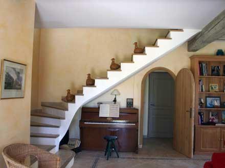 Decoration De Villa. Good Un Jardin Au Cur De Luhiver With ...
