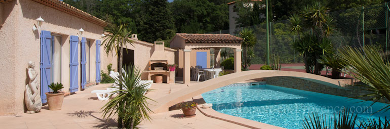 Maison en provence villa six fours les plages var for Piscine six fours
