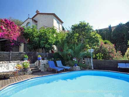 Maison en provence rez de jardin le cannet alpes - Euro plomberie piscine le cannet ...