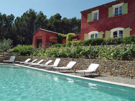 Awesome The Swimming Pool Of The Holiday Rental Villa At Lorgues ,Var