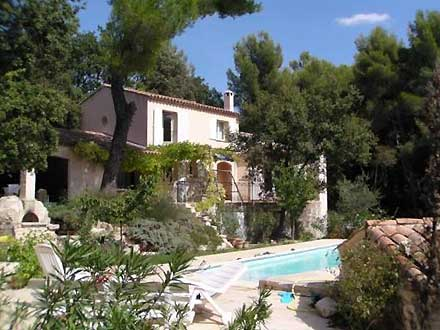 location villa piscine aix en provence - villa piscine priv e pr s d 39 aix en provence guilles