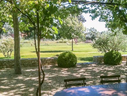 Mas piscine priv e mas 10 minutes du centre d 39 aix en - Les jardins d arcadie aix en provence ...