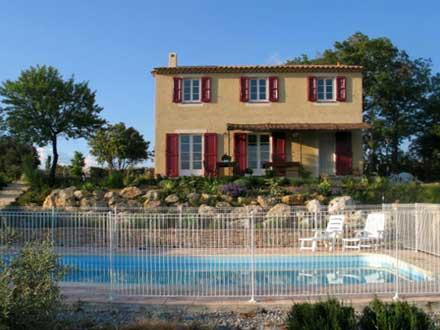 mas piscine priv e en provence verte la verdi re var location de vacances n 430 par. Black Bedroom Furniture Sets. Home Design Ideas