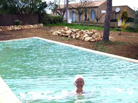 Villa piscine priv e proche des magnifiques gorges du for Piscine vinon sur verdon