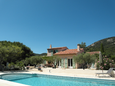Detached villa in Grimaud