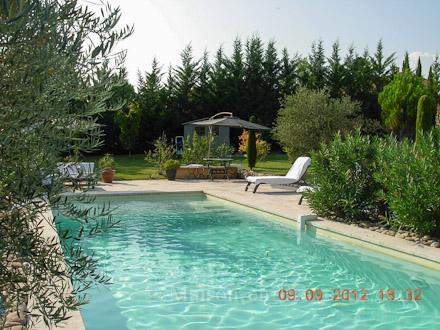 Mas Piscine Prive Dans Le Luberon  Ansouis Vaucluse Location