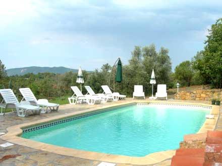 Bastide en pierre piscine priv e demeure du xviii for Saint paul piscine