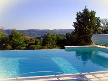 Villa piscine priv e au coeur du parc naturel r gional - Location maison avec piscine luberon ...