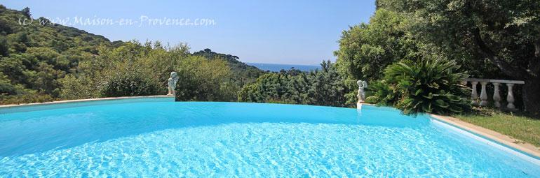villa piscine priv e pr s de la plage de gigaro la croix valmer var location de vacances. Black Bedroom Furniture Sets. Home Design Ideas