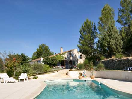 Holiday Ancien Chemin De Barjols, Private Pool, In Provence Verte, In Bras,  Var, South Of France, Holiday Rental #629 From Maison En Provence ™